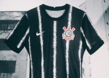 Camiseta suplente Nike del Corinthians 2021/2022