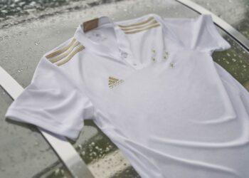 Camiseta suplente adidas del Cruzeiro 2021