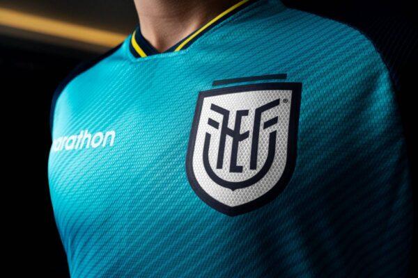 Camiseta alterna de Ecuador Copa América 2021 | Imagen Marathon