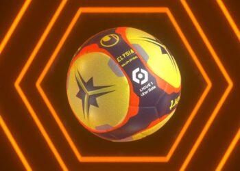 Balón uhlsport «Elysia» Ligue 1 2021/22