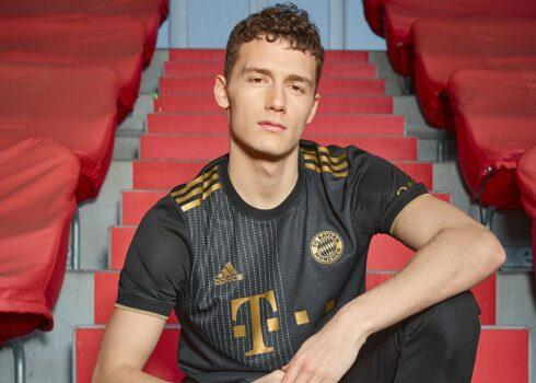 Camiseta suplente adidas del Bayern Munich 2021/22