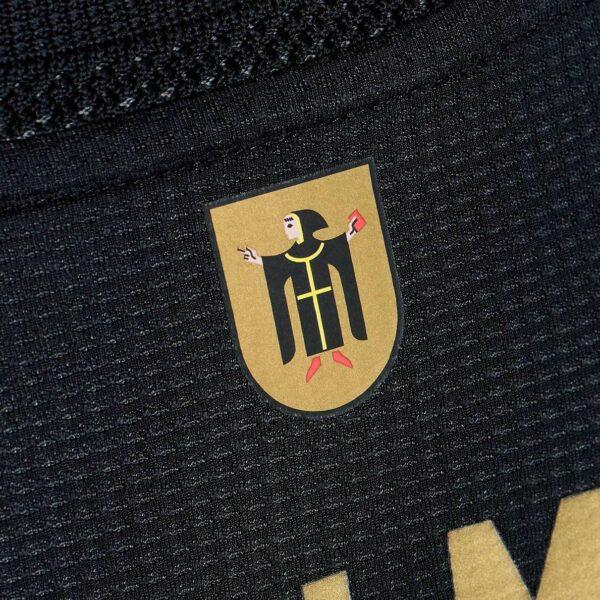 Camiseta suplente adidas del Bayern Munich 2021/2022