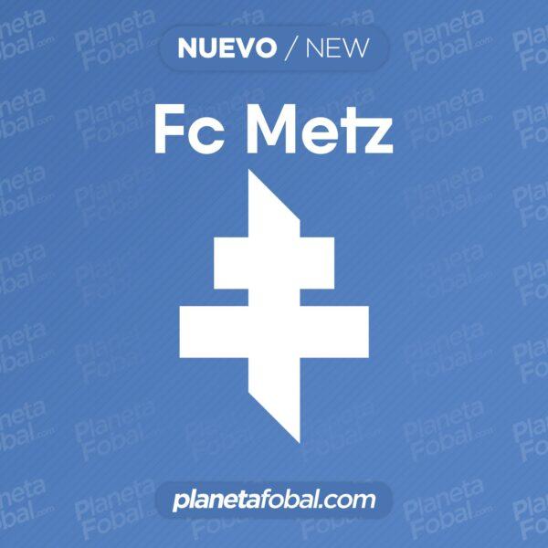 Nuevo escudo anterior del Metz