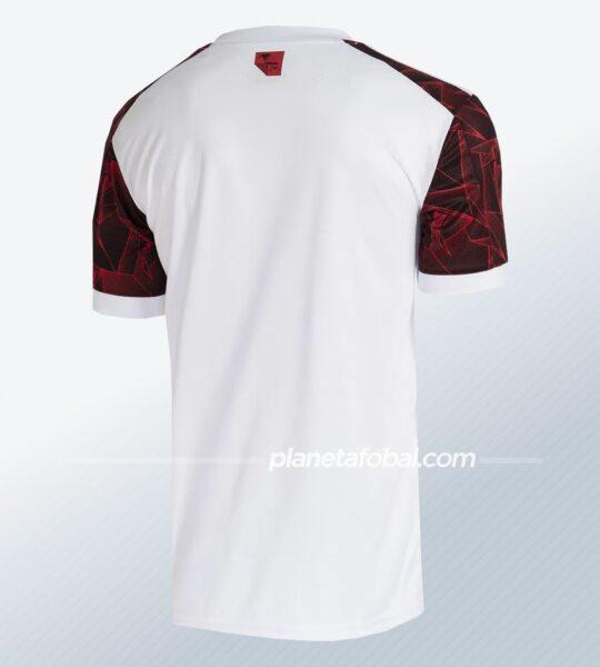 Camiseta suplente adidas del Flamengo 2021/22