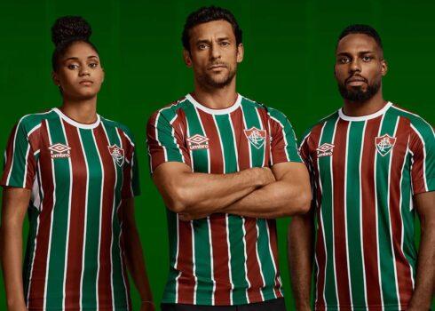 Camiseta Umbro del Fluminense 2021/22