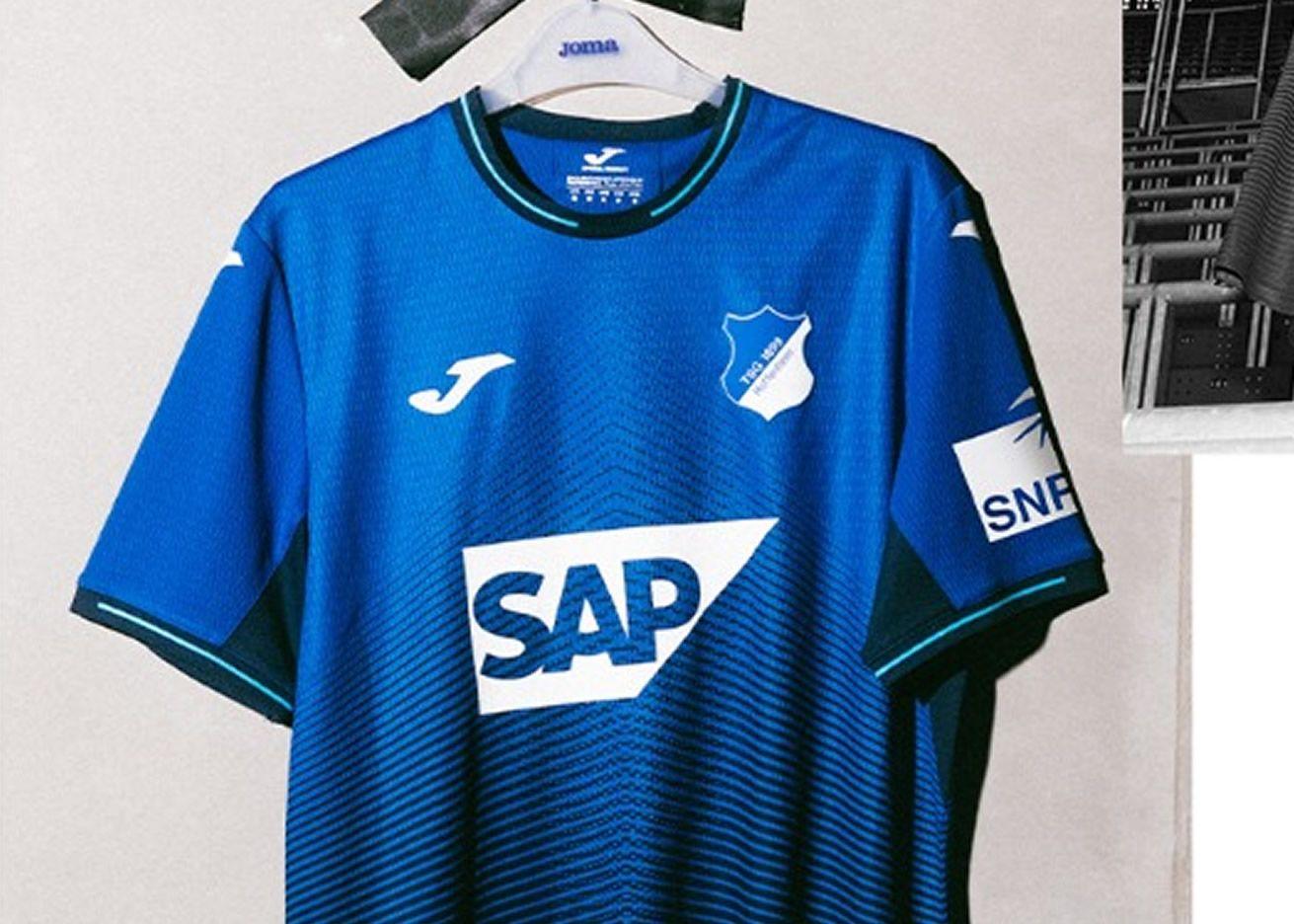 Camiseta Joma del Hoffenheim 2021/22