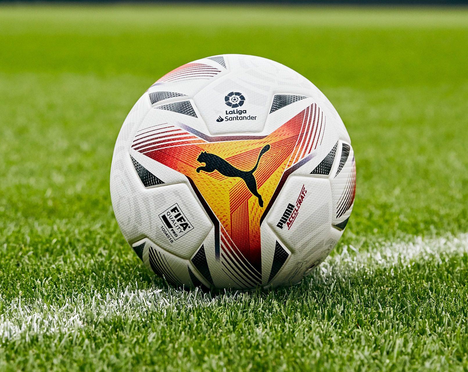 Balón Puma Accelerate LaLiga 2021/22