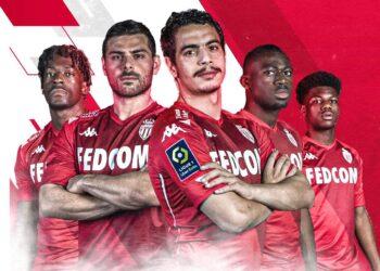 Camiseta Edición Especial Kappa del AS Monaco 2021