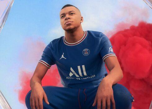Camiseta del PSG 2021/2022 x Jordan