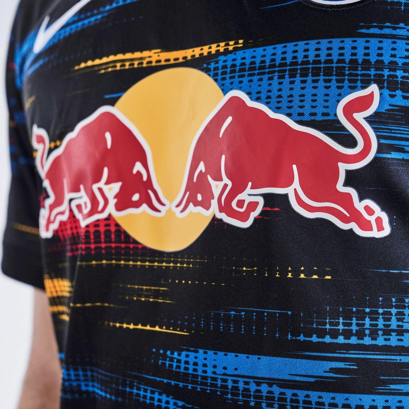 Camiseta suplente Nike del RB Leipzig 2021/2022