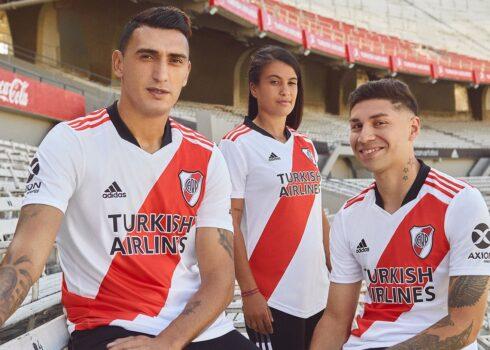 Camiseta adidas de River 2021/2022