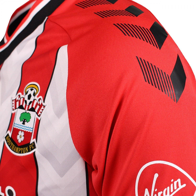 Camiseta Hummel del Southampton FC 2021/22 | Imagen Web Oficial