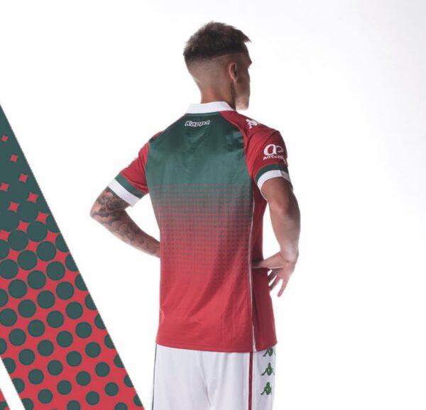 Camiseta italiana Kappa de Vélez Sarsfield 2021