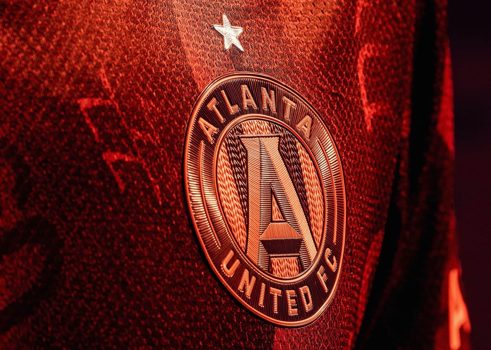 Tercera camiseta adidas del Atlanta United 2021
