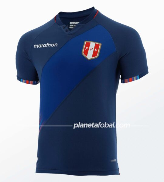 Camiseta alterna Marathon de Perú Copa América 2021
