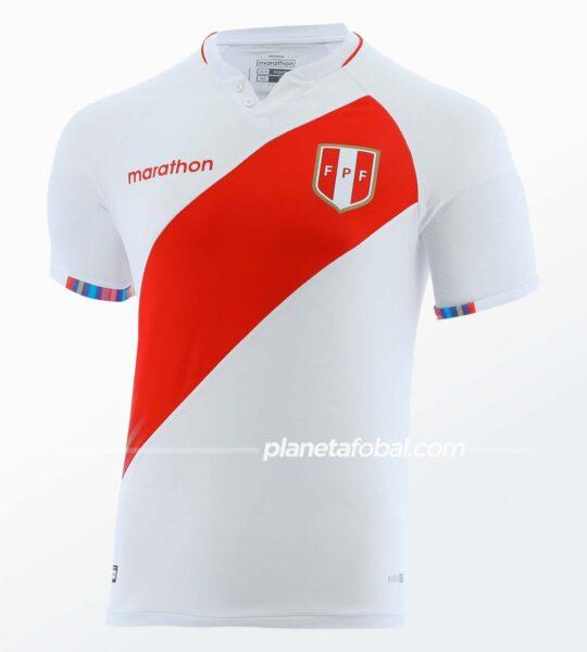 Camiseta local Marathon de Perú Copa América 2021