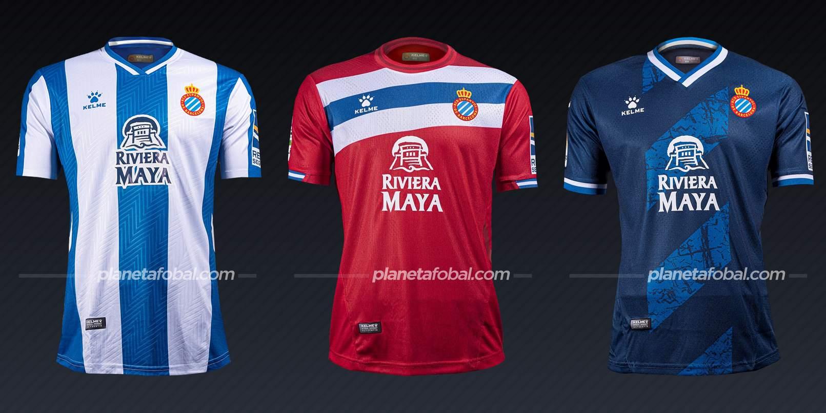 Espanyol (Kelme)   Camisetas de LaLiga 2021/2022