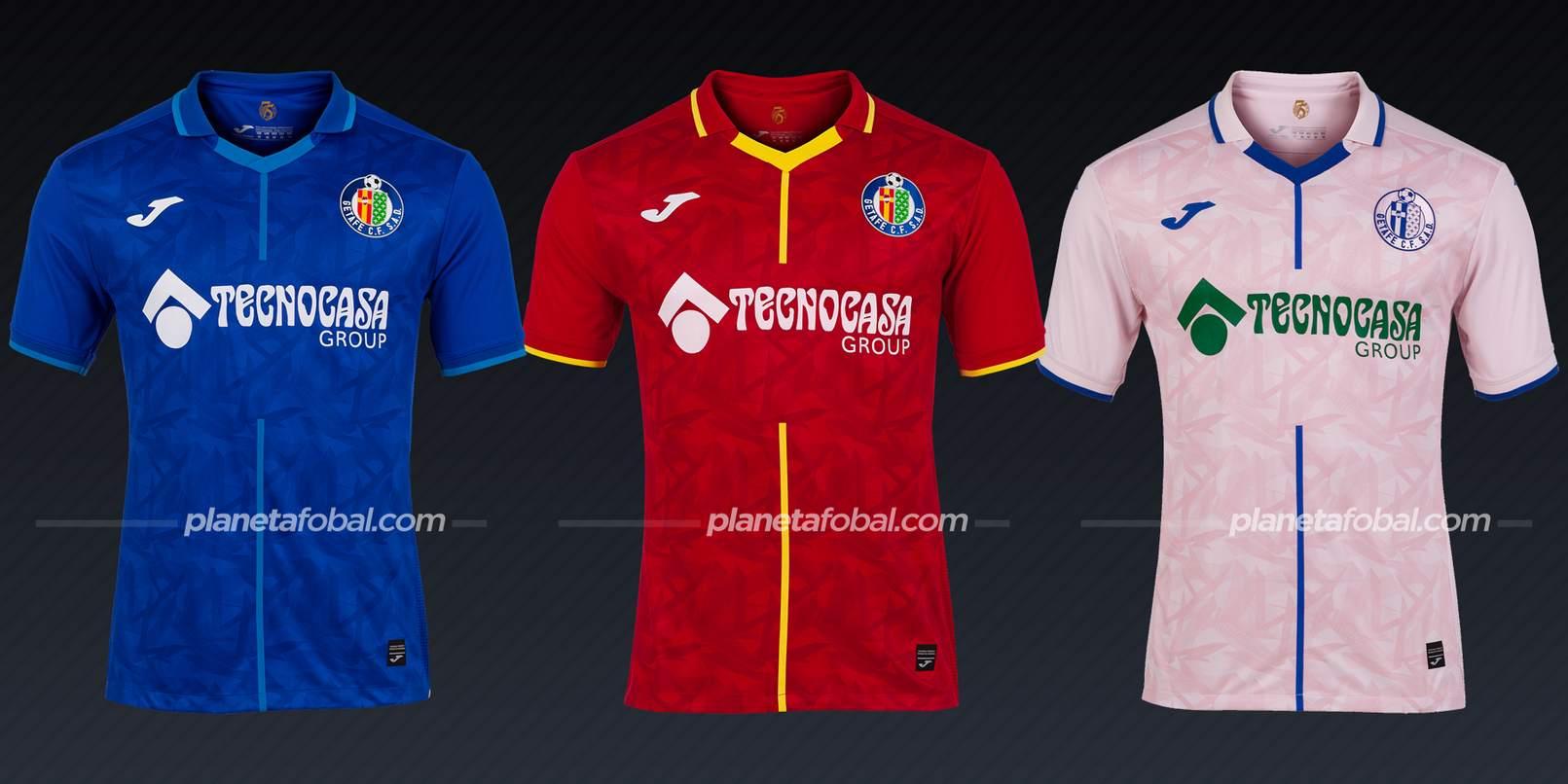 Getafe (Joma)   Camisetas de LaLiga 2021/2022