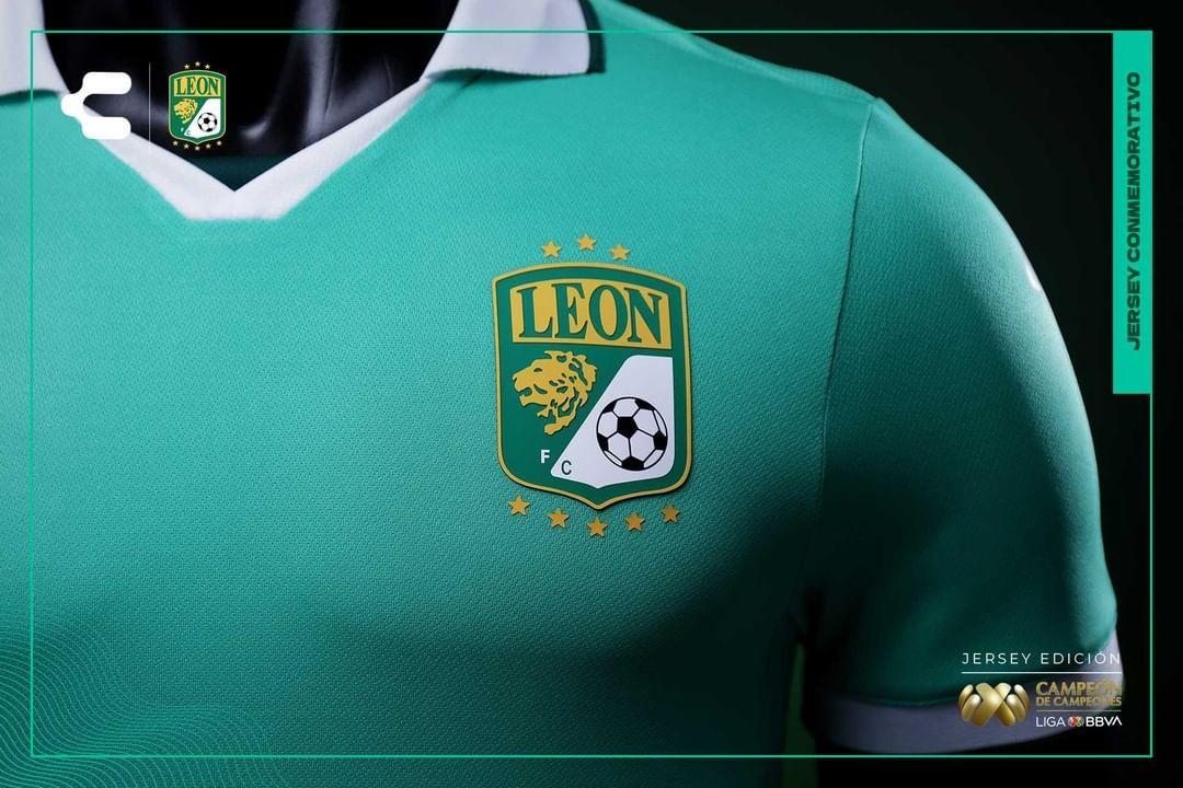 Jersey conmemorativo Charly del Club León 2021