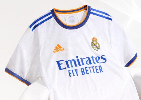 Equipación del Real Madrid 2021/22   Imagen adidas