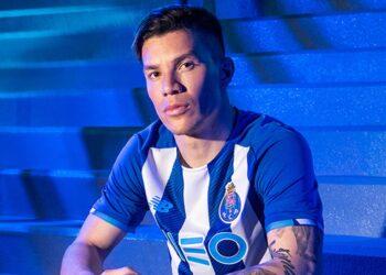 Camiseta titular New Balance del Porto 2021/22