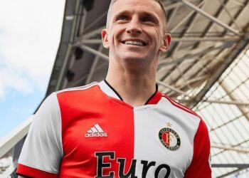 Camiseta adidas del Feyenoord 2021/22