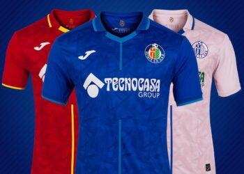 Camisetas Joma del Getafe 2021/22