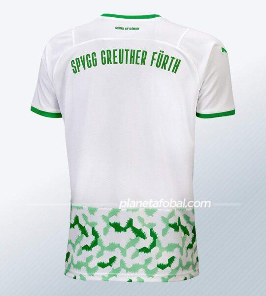 Camiseta Puma del Greuther Fürth 2021/22