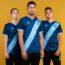 Camisetas Umbro de Guatemala 2021/22 | Imagen fedefutguate