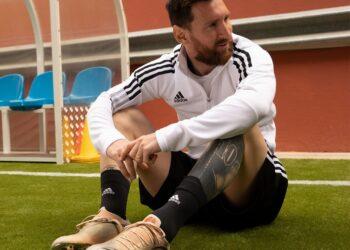 "Botines adidas de Lionel Messi ""El retorno"" | Imagen Pro Direct Soccer"