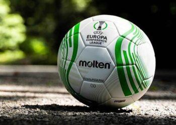 Balón Molten UEFA Conference League 2021/22