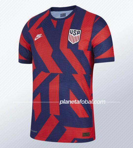 Camiseta Nike de Estados Unidos 2021/2022
