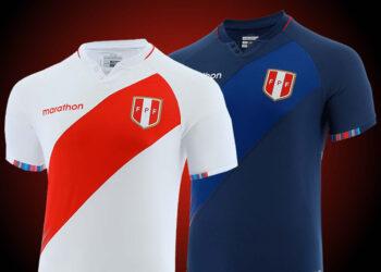 Camisetas Marathon de Perú Copa América 2021