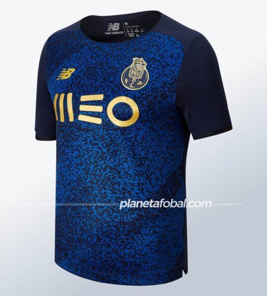Camiseta suplente New Balance del Porto 2021/22