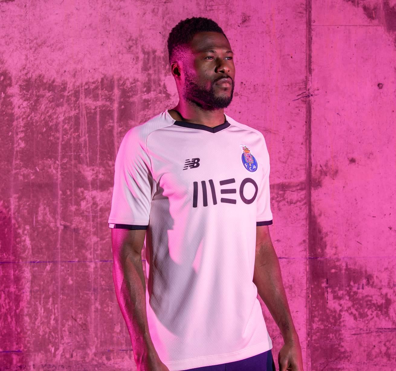 Tercera camiseta New Balance del Porto 2021/22
