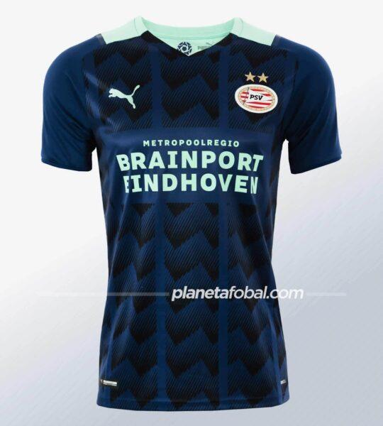 Camiseta suplente Puma del PSV Eindhoven 2021/22
