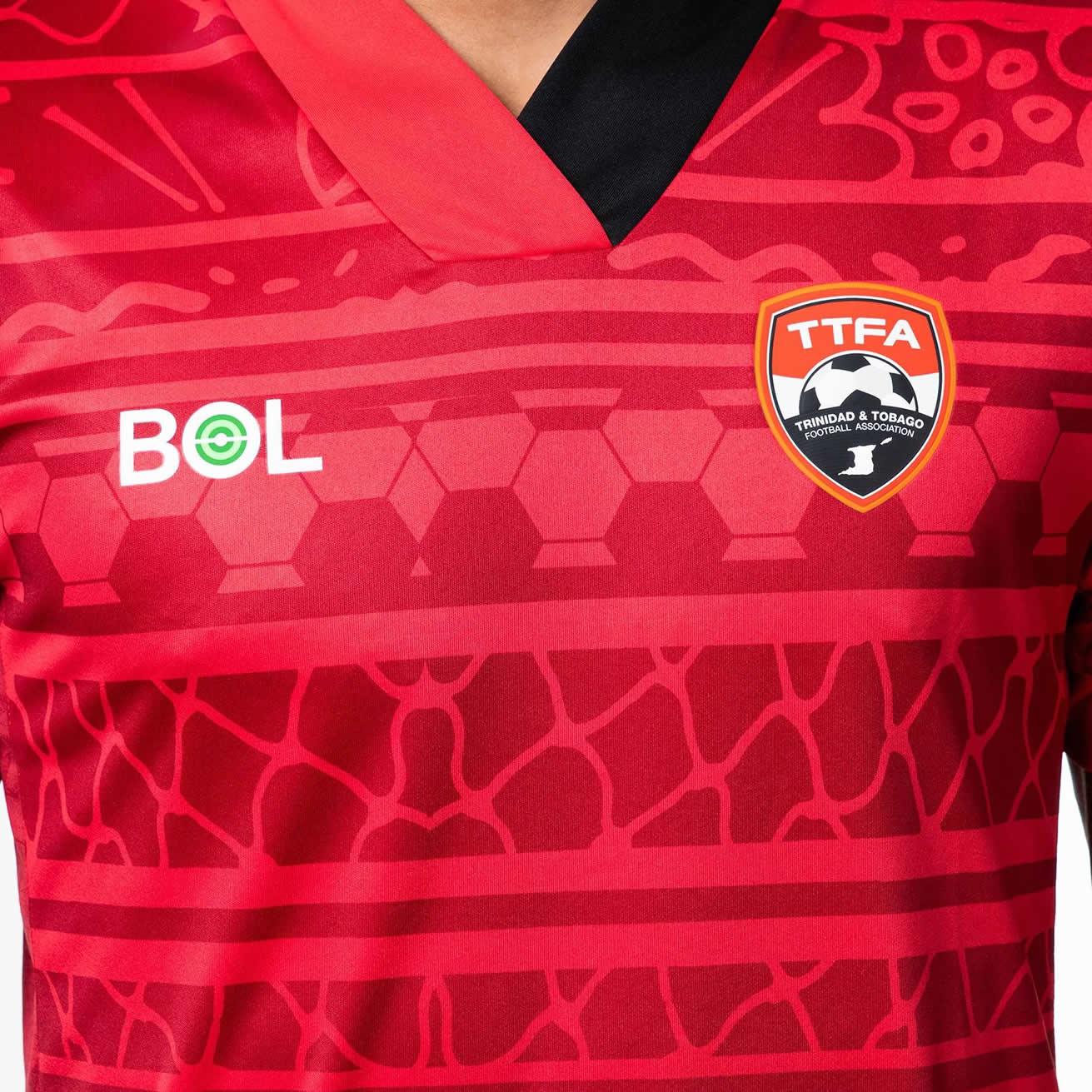 Camisetas BOL de Trinidad & Tobago 2021/22