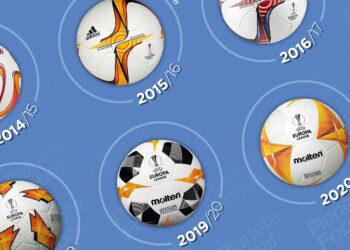 Balones de la UEFA Europa League (2009 - 2021)