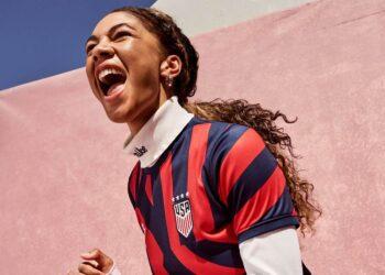 Camiseta Nike del Barcelona 2021/2022