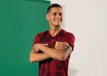 Camisetas Givova de Venezuela Copa América 2021
