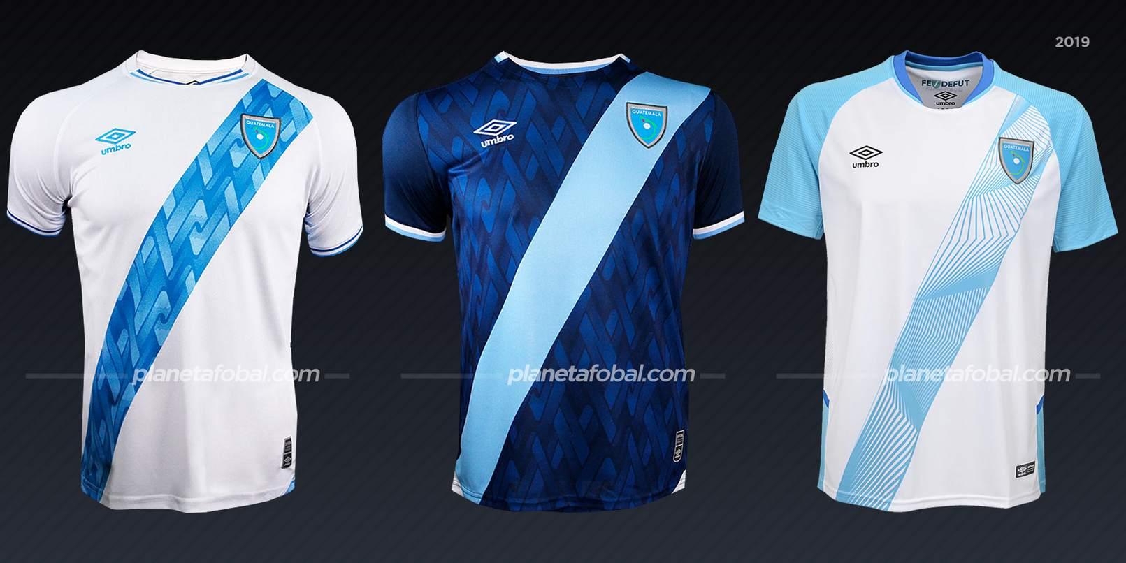 Guatemala (Umbro) | Camisetas de la Copa Oro 2021