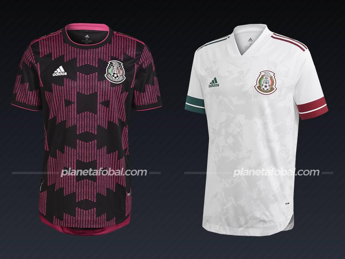 México (adidas) | Camisetas de la Copa Oro 2021