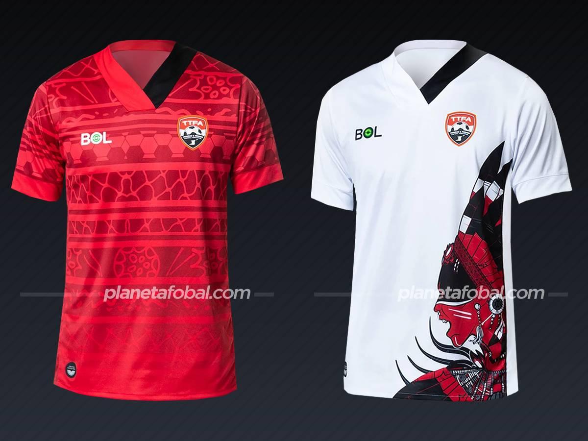 Trinidad & Tobago (BOL) | Camisetas de la Copa Oro 2021