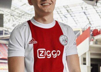 Camiseta adidas del Ajax 2021/2022