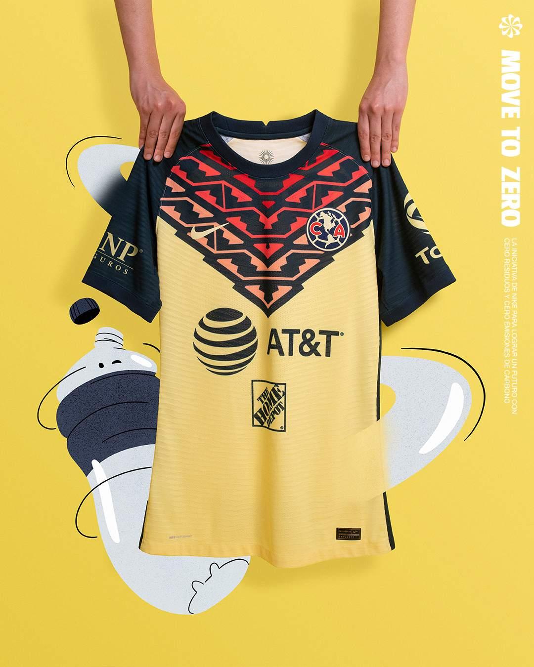 Camiseta Nike del Club América 2021/2022