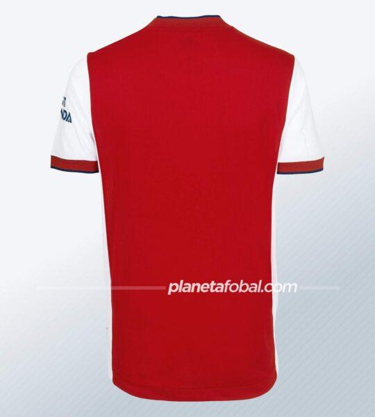 Camiseta adidas del Arsenal 2021/2022