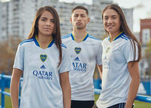 Camiseta suplente adidas de Boca 2021/2022