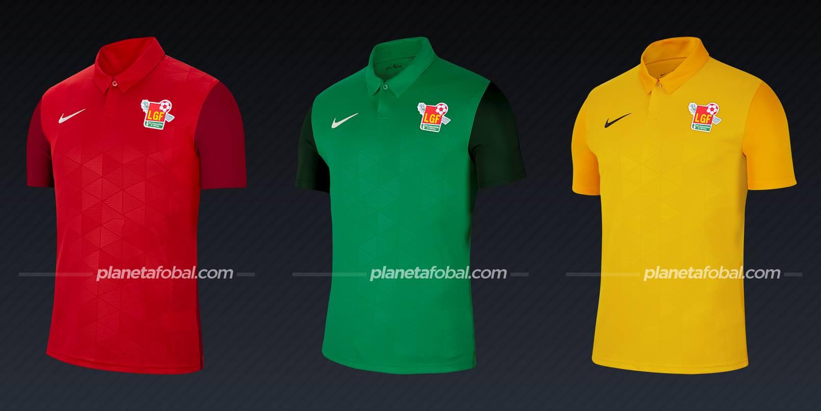 Guadalupe (Nike) | Camisetas de la Copa Oro 2021