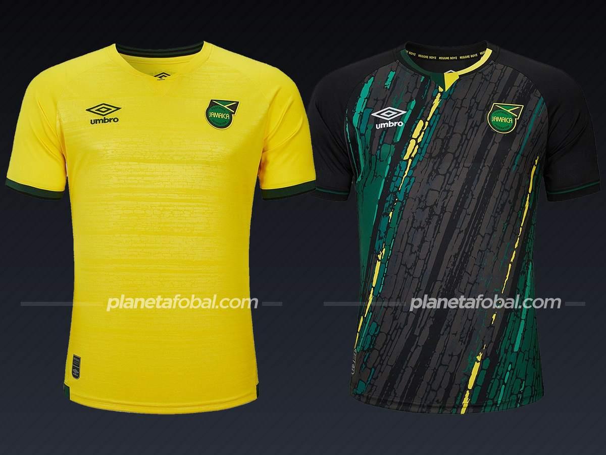 Jamaica (Umbro) | Camisetas de la Copa Oro 2021