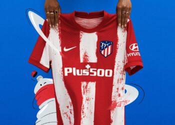 Camiseta Nike del Atlético de Madrid 2021/2022